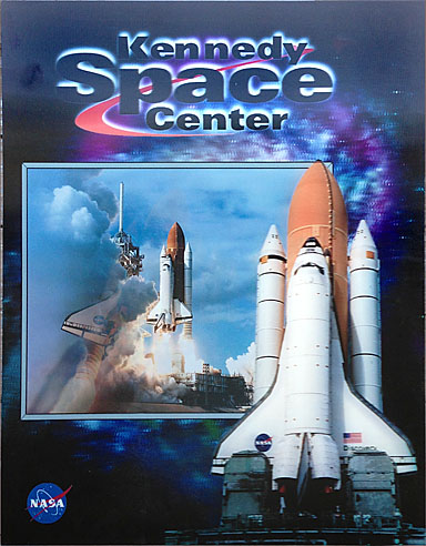Kennedy Space Center/Shuttle Lenticular